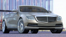 Mercedes-Benz Concept Ocean Drive Revealed