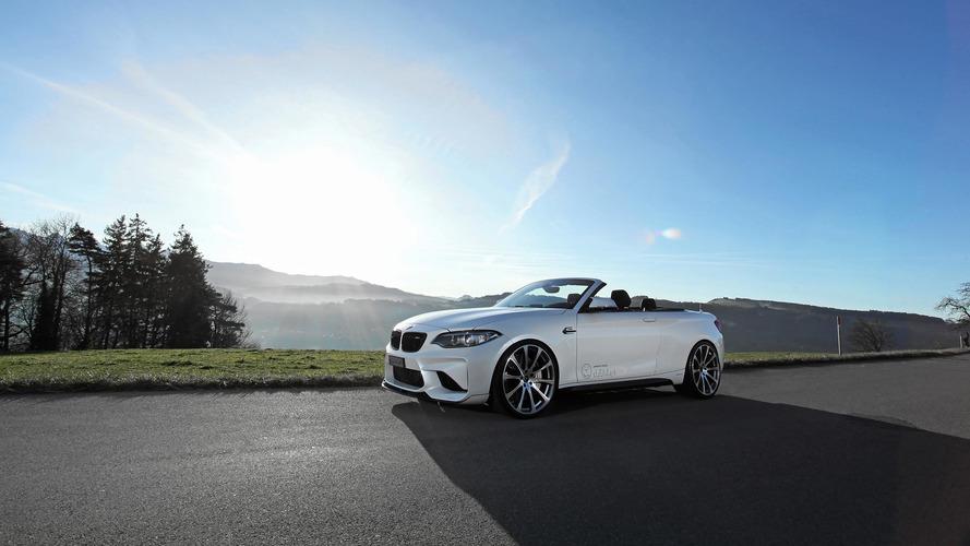 BMW M2 Cabriolet par Daehler Design & Technik