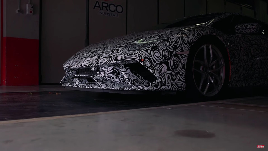 Lamborghini Huracan Performante - Imola