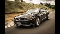 GM comemora 500 mil unidades produzidas da quinta geração do Camaro
