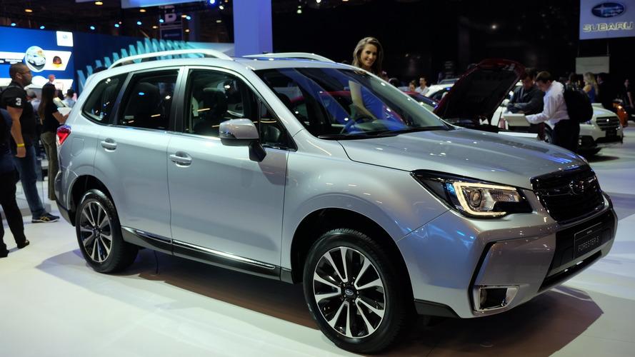 Salão do Automóvel: Subaru Forester 2017 ganha retoque e mais equipamentos