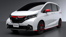 Honda Tokyo Auto Salon 2017 lineup