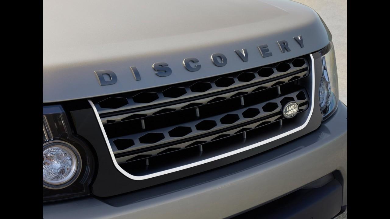 Land Rover Discovery série especial Graphite é lançado por R$ 363.784