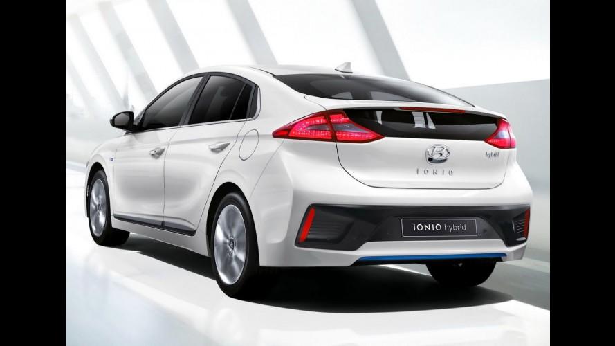 Novo rival do Prius, Hyundai Ioniq será sorteado pelas redes sociais