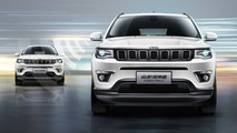 Jeep Compass na China