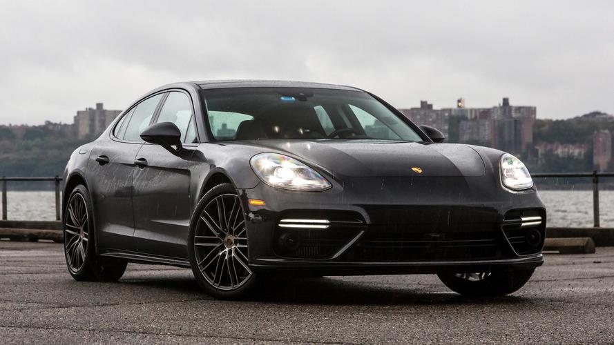5 kişilik Porsche Panamera Sedan isteniyor