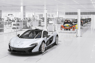 McLaren is Preparing to Build a New Hypercar