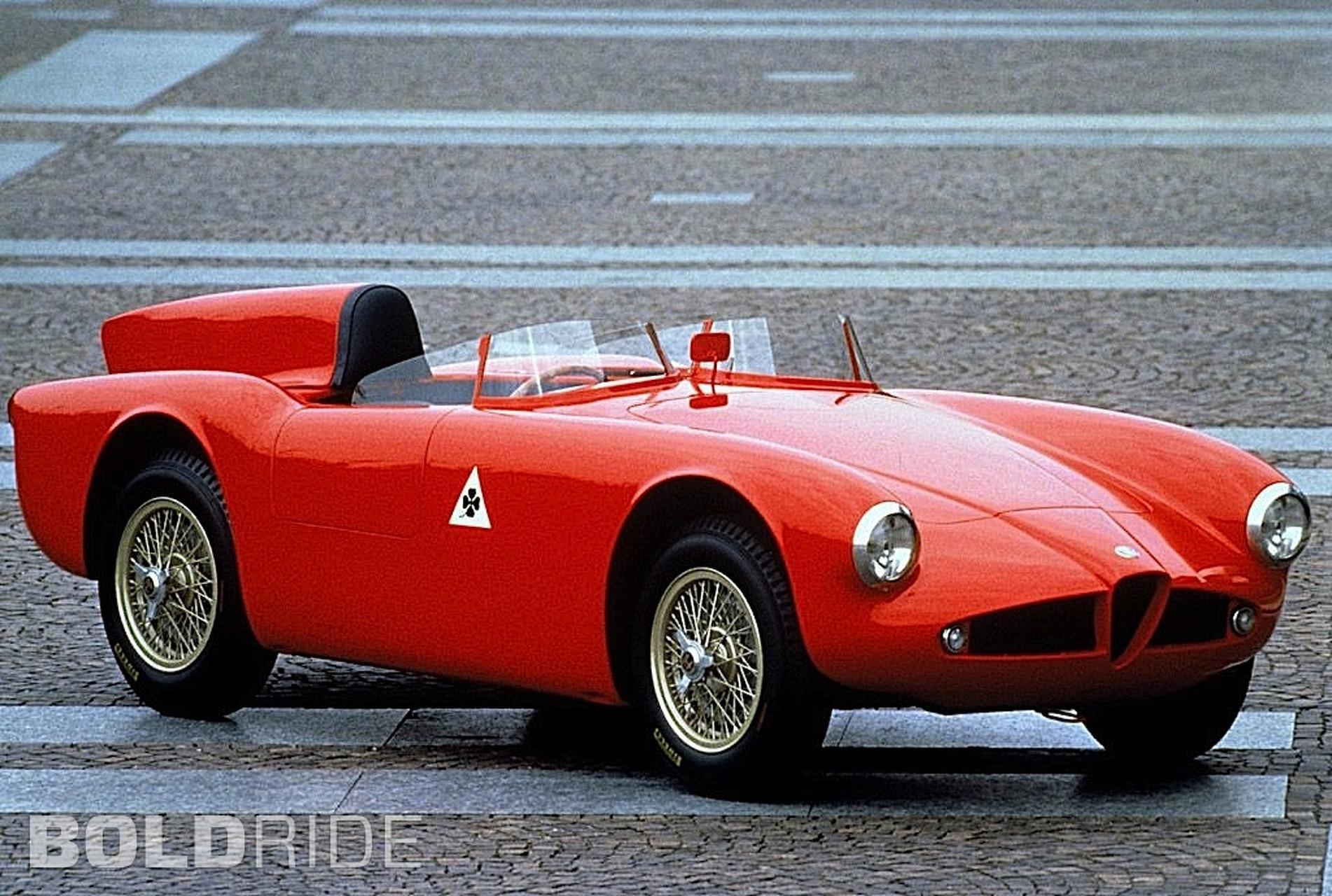 Alfa Romeo 750 Competizione