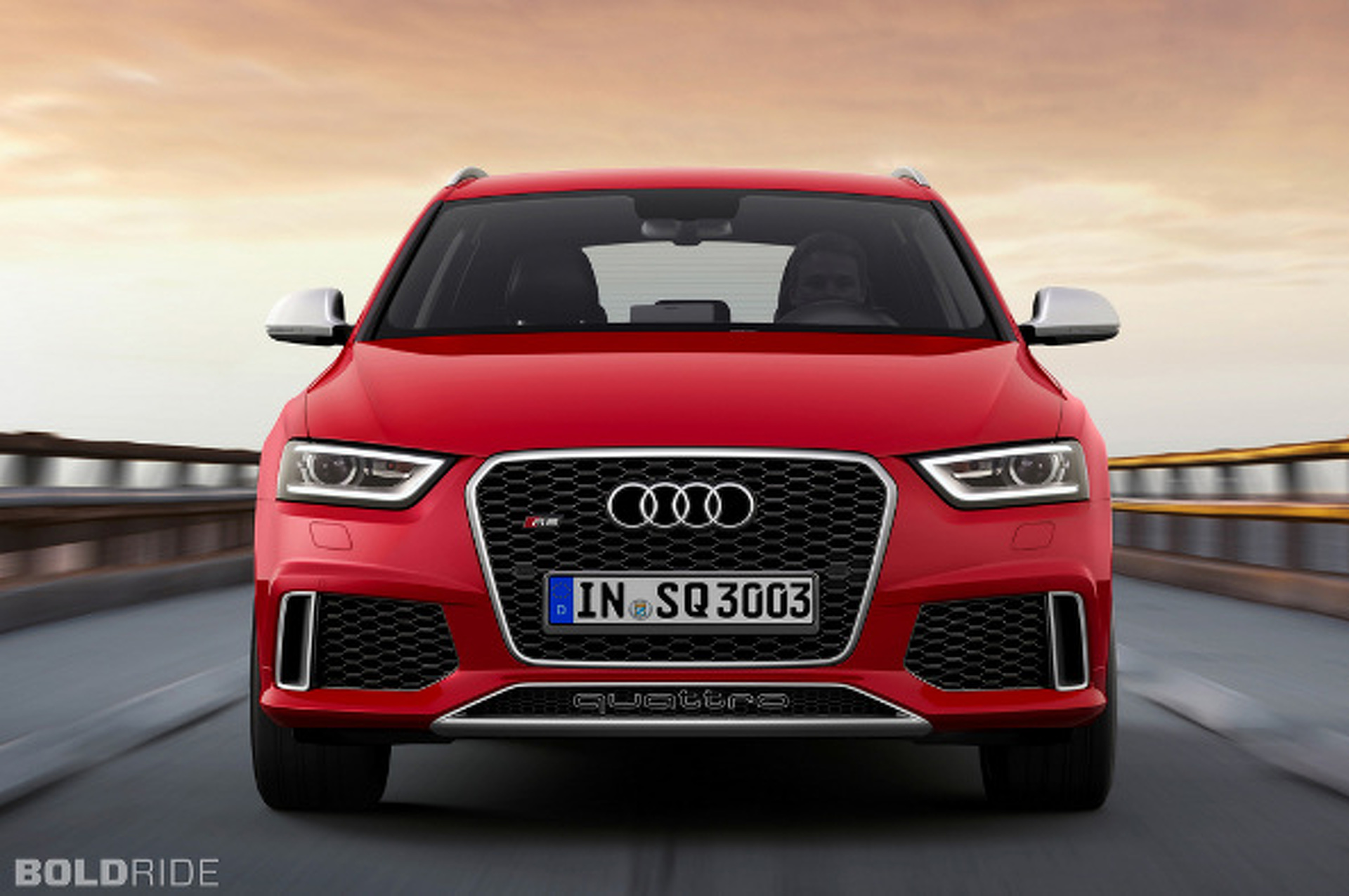Audi RS Q3 Is Weak-Sauce, and Europe Can Keep It