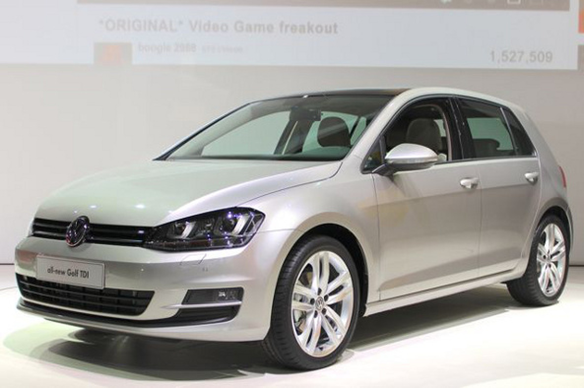 2014 Volkswagen Golf Is World Car of the Year