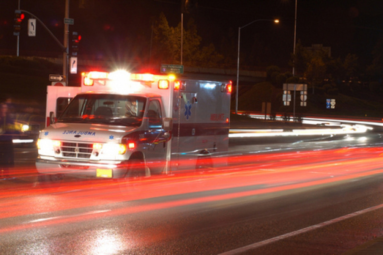 Russian Officials Instructing Motorists to Ignore Ambulances