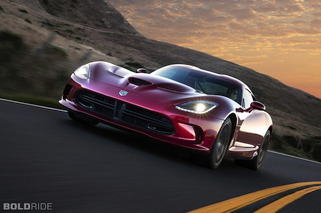 No SRT Viper For You, Europe