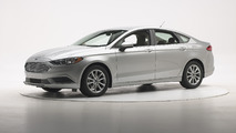 Ford Fusion IIHS 2017 Crash Test