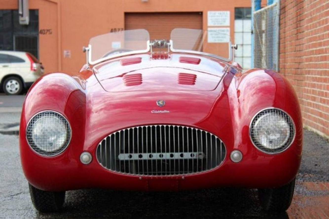 Cisitalia 202 SMM Spyder: The Brilliant Roadster You Didn't Know Existed