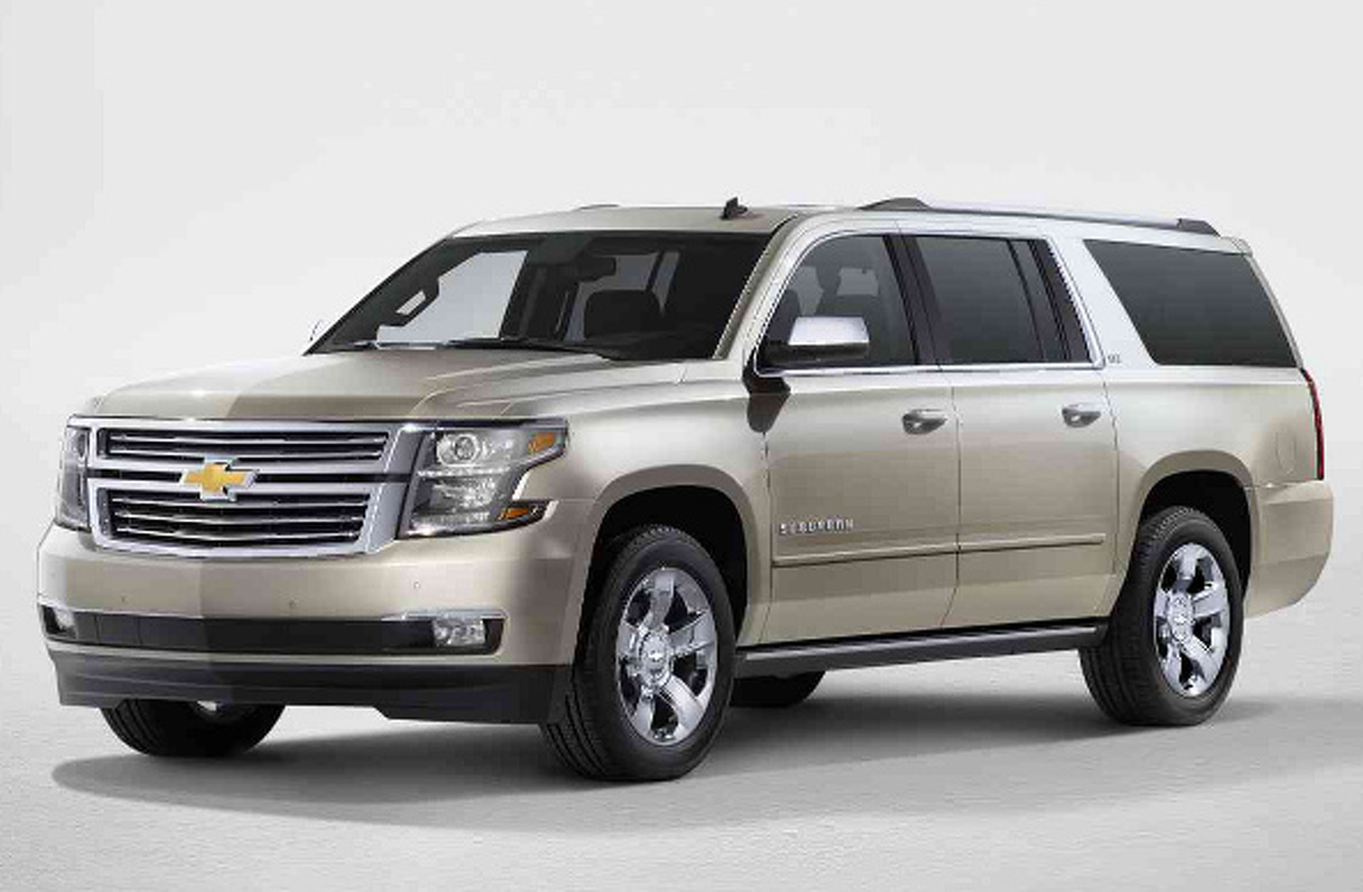 2015 Tahoe, Suburban, Yukon Retain Truck DNA, Increase Efficiency