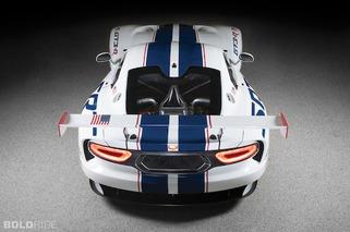 SRT Viper GT3-R is 680HP Worth of Badass American Racecar