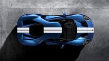 2017 Ford GT configurator pics