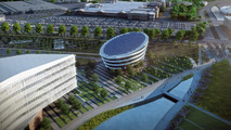Ford Dearborn Campus renderings