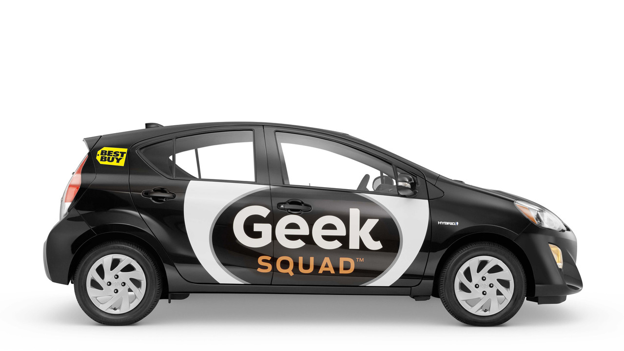 Toyota Prius c - Best Buy Geekmobile