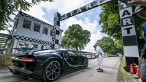 Bugatti Chiron at Goodwood Festival of Speed 2016