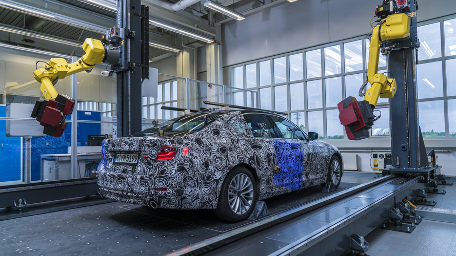 La nouvelle BMW série 5 dévoile des détails