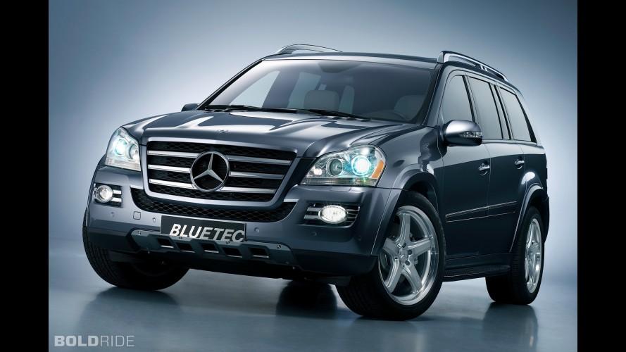 Mercedes-Benz Vision GL420 BlueTEC Concept
