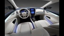 Versão de luxo do Nissan Leaf, Infiniti LE Concept entrará em produção dentro de dois anos