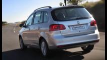 Volkswagen SpaceFox começa a ser produzida no Brasil