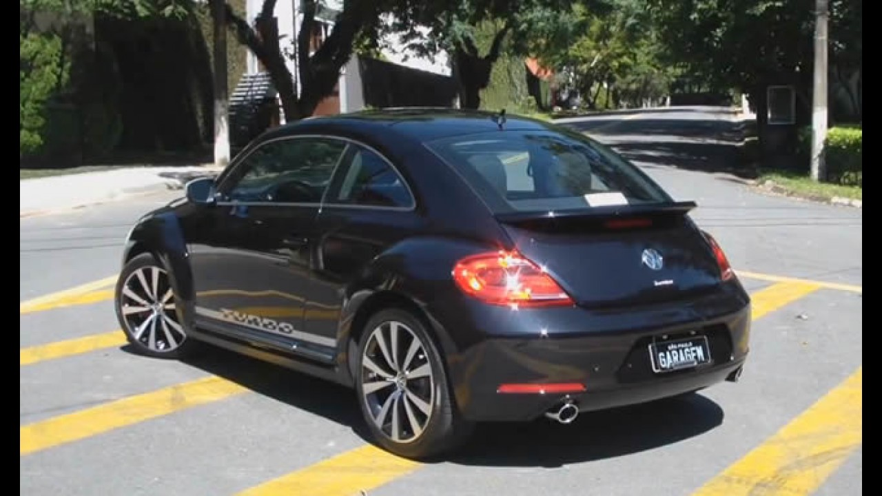 Vídeo HD: Belotte avalia o Beetle Black Turbo Launch Edition