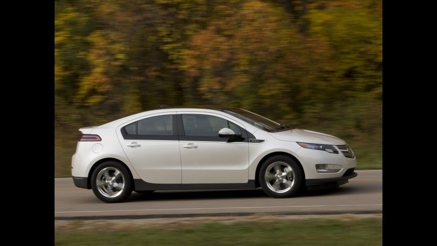 Próxima geração do Chevrolet Volt poderá fazer 96 km somente com o sistema elétrico
