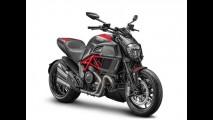 Ducati Diavel está ainda mais diabólica na versão 2014