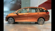 Honda Mobilio é nova minivan de sete lugares de baixo custo