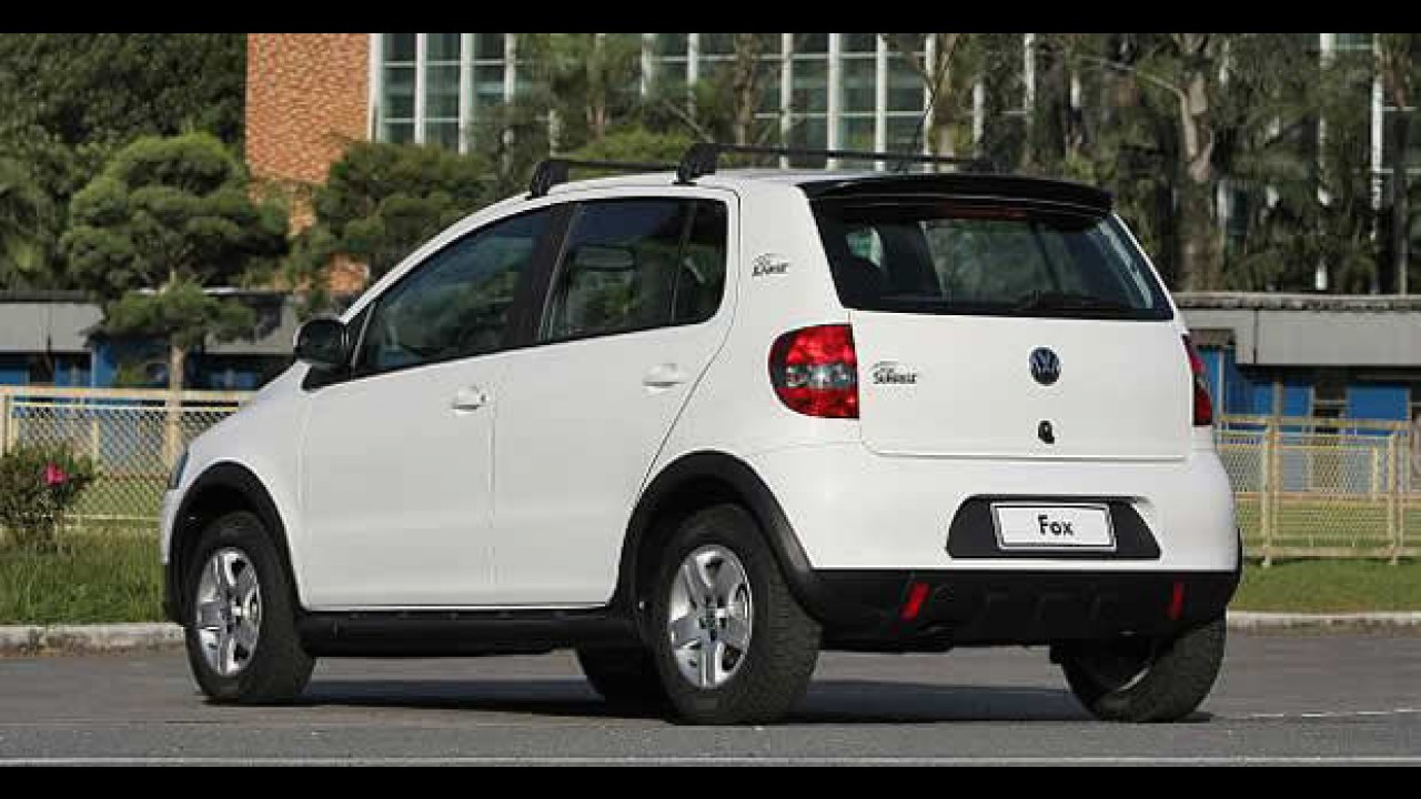 Antes do Novo: Volkswagen lança a versão especial Fox Sunrise 2010 por R$ 32.785