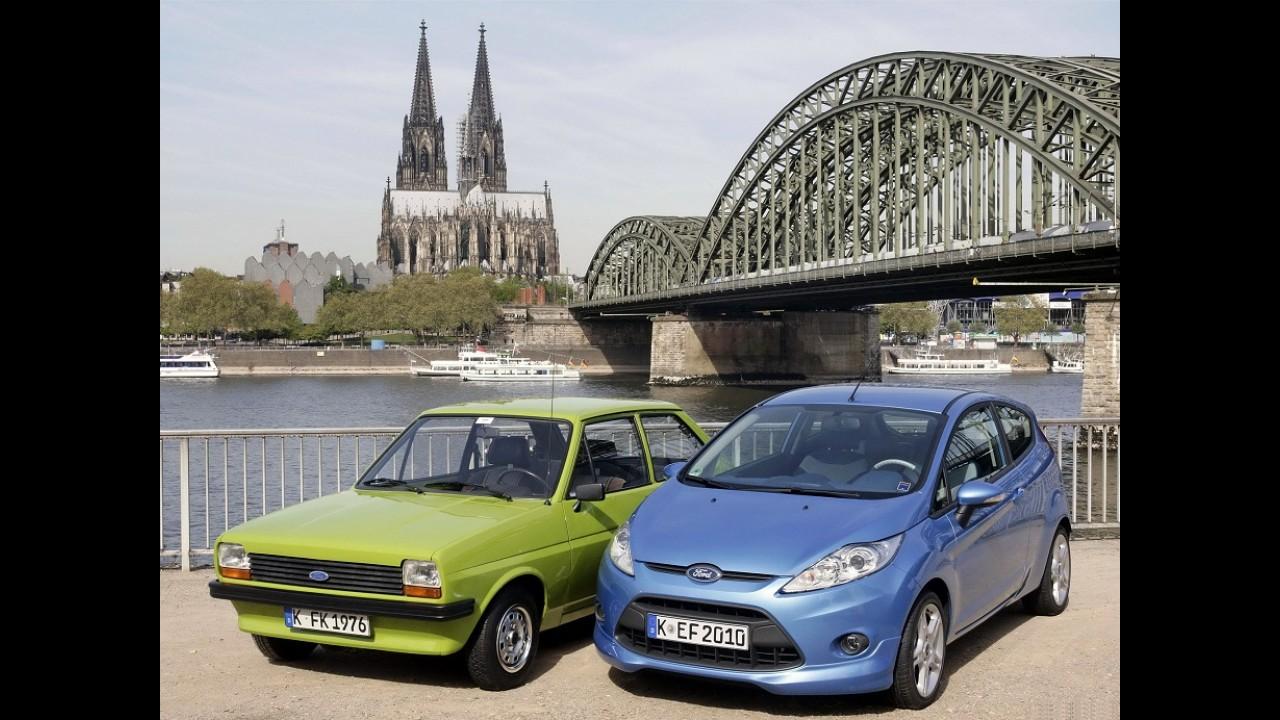 Ford Fiesta deixa de ser produzido na Espanha após mais de 35 anos