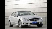 Mercedes-Benz Classe E L 2011 - Quando o espaço de um sedan não é suficiente