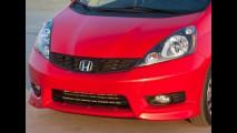 Honda Fit Sport 2012: Modelo recebe mudanças visuais nos Estados Unidos