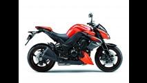 Kawasaki Z1000 2012 é oferecida com desconto de até R$ 4 mil