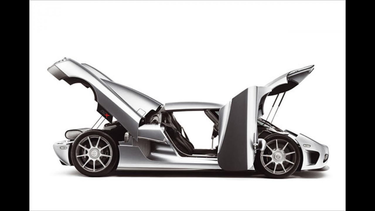 Dreamcars: Koenigsegg CCX