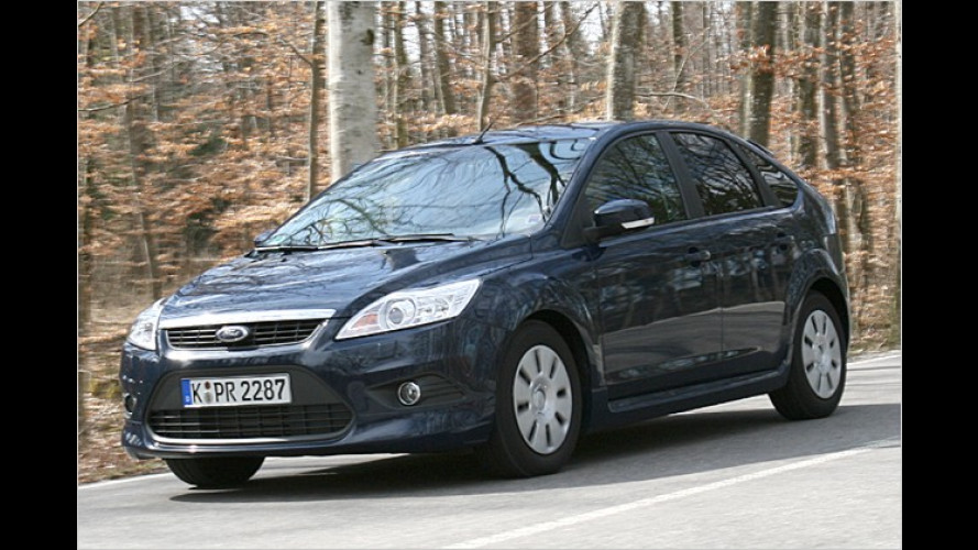 Ford Focus ECOnetic: Sparkünstler oder Luftnummer?