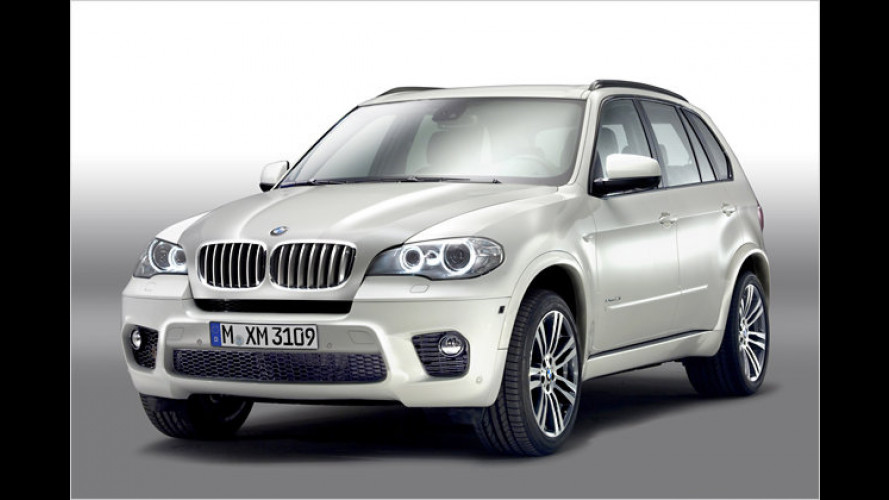 M-Sportpaket für den BMW X5