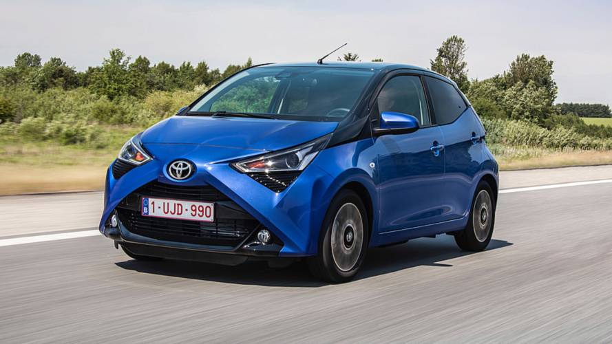 2018 Toyota Aygo first drive: Small changes, big improvements
