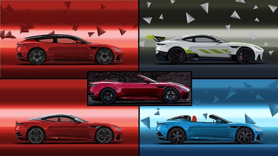 Aston Martin DBS Superleggera imagined in 5 stunning iterations