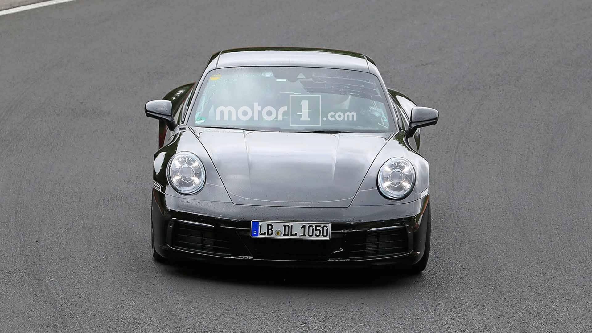 2018 - [Porsche] 911 - Page 6 Next-gen-porsche-911-nurburgring