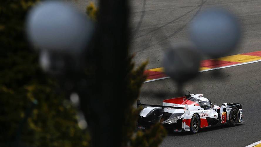 WEC 2018: Spa-Francorchamps