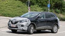 2019 Renault Kadjar yeni casus fotoğraflar