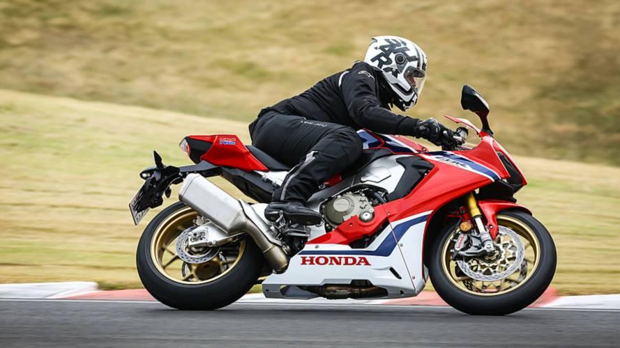 Honda CBR 1000RR Fireblade