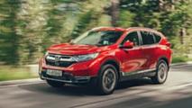 Honda CR-V 2018 Test
