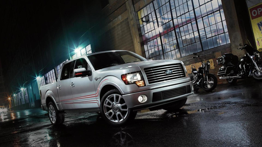 2011 Ford Harley Davidson F-150 unveiled