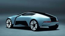 Audi Intelligent Emotion future mobility concept study by Niels Steinhoff