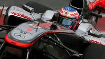 Jenson Button (GBR), McLaren Mercedes - Formula 1 Testing, 25.02.2010, Barcelona, Spain